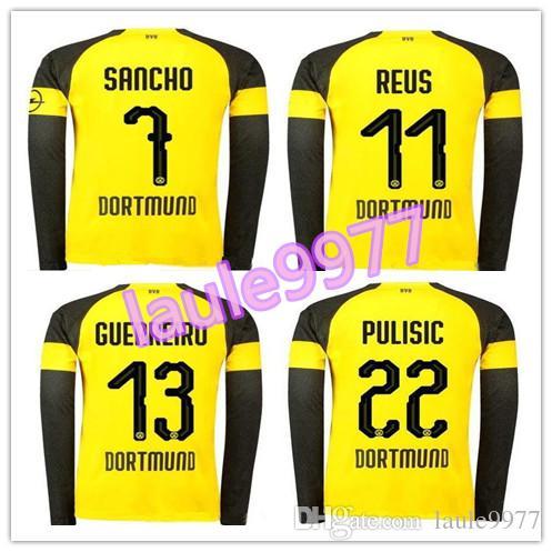 completo calcio Borussia Dortmund personalizzata