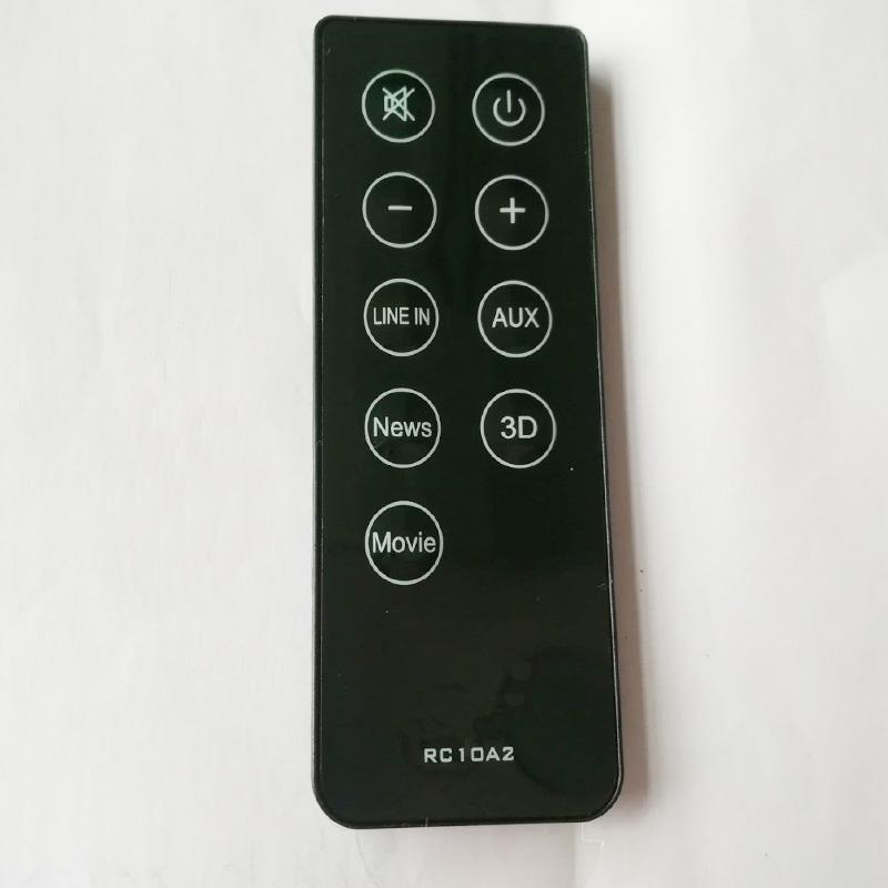 New Remote control RC10A2 suitable for Edifier B1 Sound system Bookshelf  Speakers