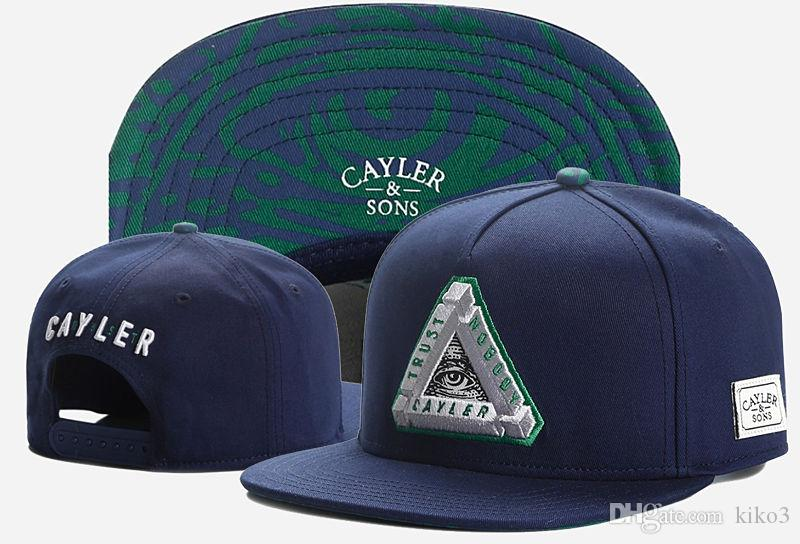Newest Wholesale Cayler   Sons Baseball Caps Brooklyn Embroidery ... 15cccdf5049