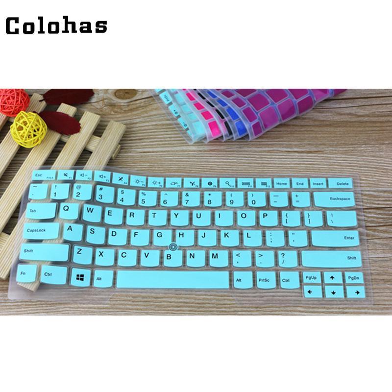Waterproof Foldable Silicone Keyboard Skin Colorful Protect Dustproof Cover  for Lenovo Thinkpad T440S T430 E431 E430 E445 E455