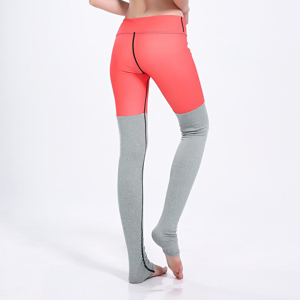 Compre JIGERJOGER Neon Naranja Ropa Deportiva Jogging Homme Calzas  Deportivas Mujer Fitness Leggings Pantalones Deportivos Mujeres Yoga Diosa  Pantalones A ... 31739423bb504