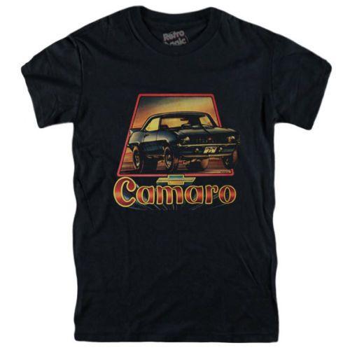 58bacb28 Chevrolet CAMARO T Shirt 1968 Z28 SS 383 Stroker Super Sport 1967 1965 Tee  T Good T Shirt Design From Banwanyue9, $11.78  DHgate.Com