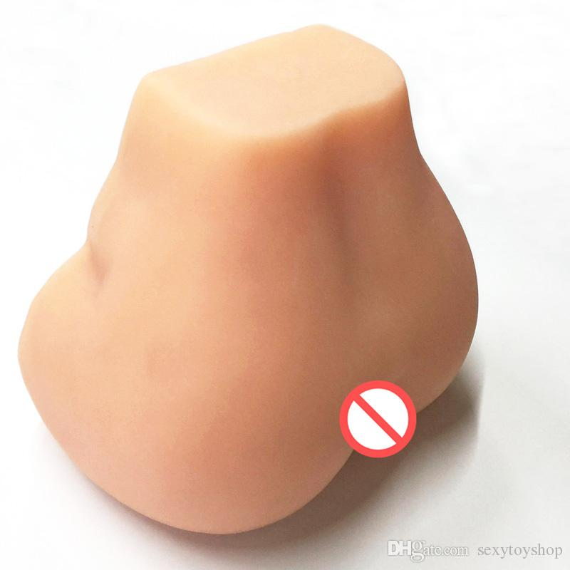 Top quality Vagina sex toys dolls masturbator FOR MEM Lifelike Real Full Silicone Anal Sex Dolls ass pussy Toy Adult love doll shop
