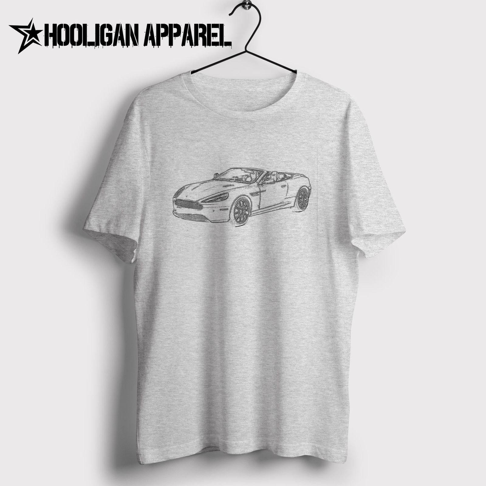 Aston Martin Db Gt Inspired Car Art Mens T Shirt Buy Shirts - Aston martin shirt