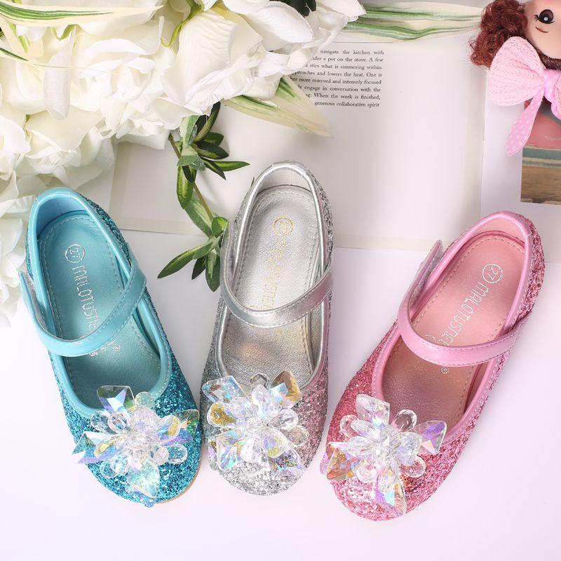 13a83999209 Compre MRLOTUSNEE Niñas PU Zapatos De Cuero Nuevos Zapatos De Fiesta Para  Niñas Flor Boda Niños Princesa Niñas Zapatos A  16.25 Del Amendafc