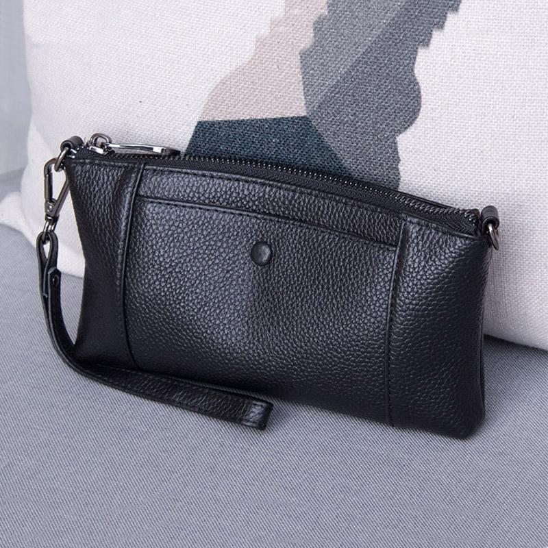 9b95b9d5c427 Fashion Women s Clutch Wallets Party Bags Luxury Genuine Leather Handbags  For Female Coin Purse Mini Shoulder Bag Day Clutches Clutches Cheap  Clutches ...