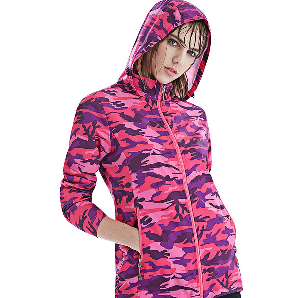 80e201502c8 Tectop Women Waterproof Running Cycling Jacket Windproof Breathable ...