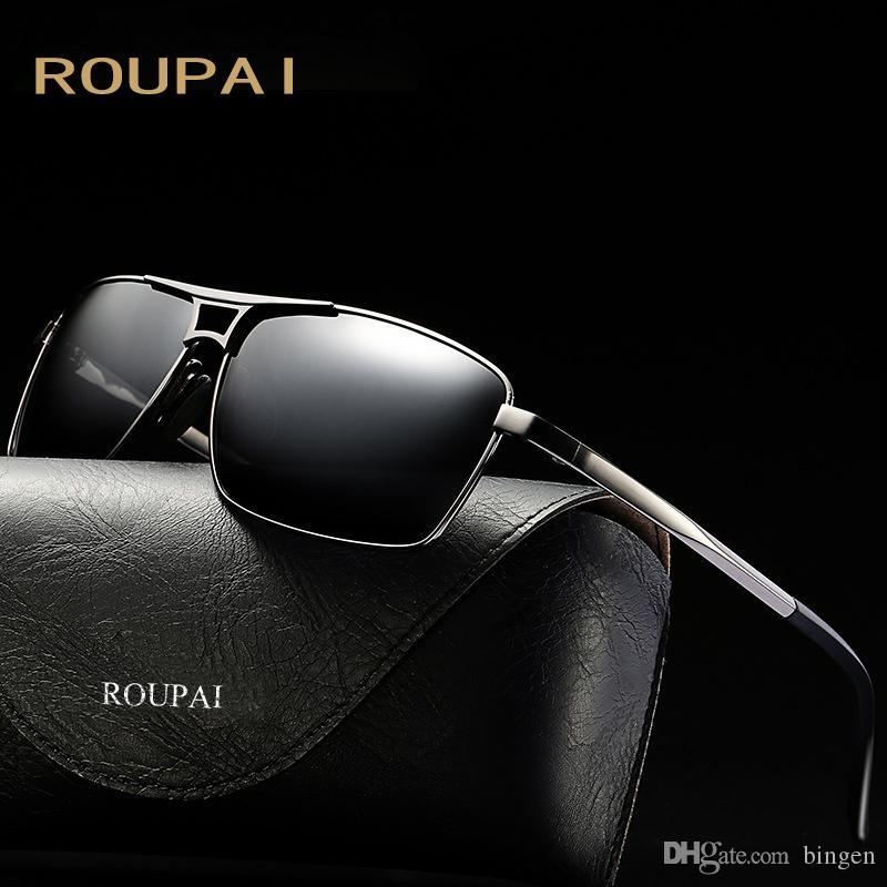 d10dad5fa1 Clissic Square Driver Sunglasses Polarized Men 2018 Oculos Sun Glasses For  Men Driving Polarized Sunglasses Male Bifocal Sunglasses Retro Sunglasses  From ...