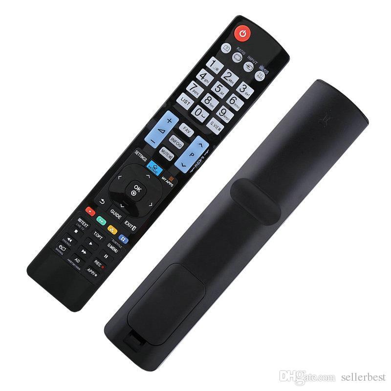 VBESTLIFE Smart Remote Control Controller remplacement pour LG HDTV LED Smart TV AKB73615306 Télécommande sans fil universelle