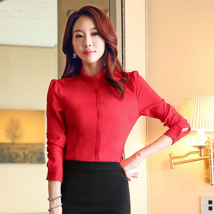 2017 Новые поступления рубашка женская мода женщина шифон блузка с длинным рукавом повседневная мода печати цветочные топы Женская одежда 288J