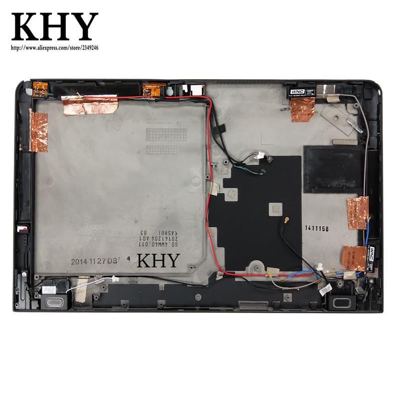 New original Rear Cover Asm ThinkPad Helix (type 3xxx) X1 Helix with Wifi  Wireless Antenna P/N 04X0503 04X0504 04X0506 04X0507
