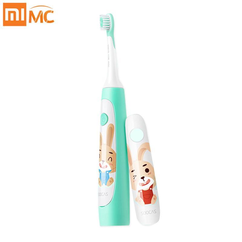 Compre Xiaomi SOOCAS C1 Lindo Impermeable Sonic Cepillo De Dientes  Eléctrico Niños Recargable Ultrasónico Cepillo De Dientes Cuidado Dental  Mijia Cepillo De ... 4413b287711e