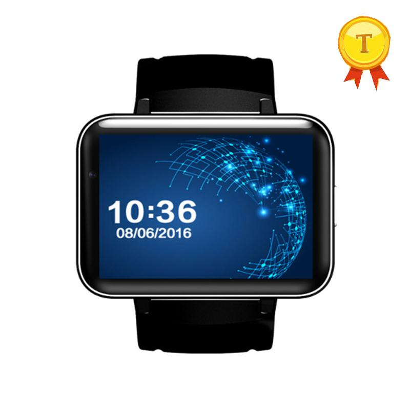 Hot selling Smart Watch Android OS MTK6572 1.2Ghz 2.2 Inch Screen 900mAh Battery 512MB Ram 4GB Rom 3G WCDMA GPS WIFI Smartwatch