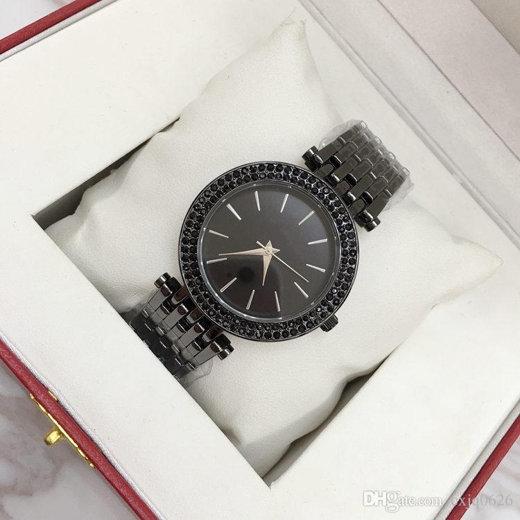 En gros Ultra mince horloge rose or femme diamant fleur montres 2018 marque luxe infirmière dames robes femme montre-bracelet cadeaux pour girl9
