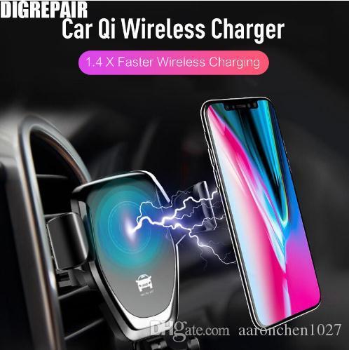 Handy-zubehör Kabellose Ladegeräte Sonnig Qi Schnelle Drahtlose Ladegerät Für Iphone 8 X Xr Xs Max Qc3.0 10 W Schnelle Drahtlose Lade Für Samsung S10 S9 Hinweis 8 9 Usb Ladegerät Pad Neueste Mode