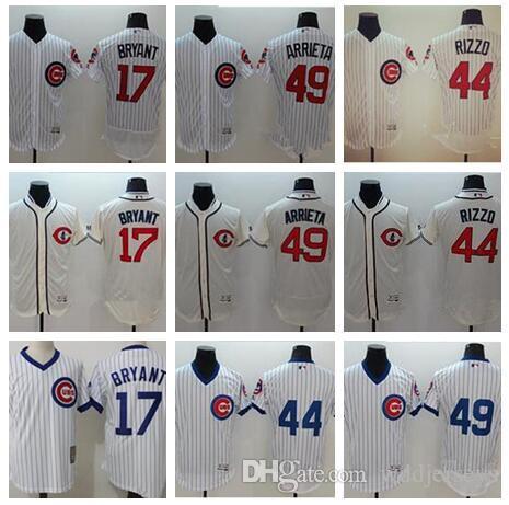 54c4f90f10c ... good custom men women youth chicago cubs jersey 17 kris bryant 44  anthony rizzo 49 jake