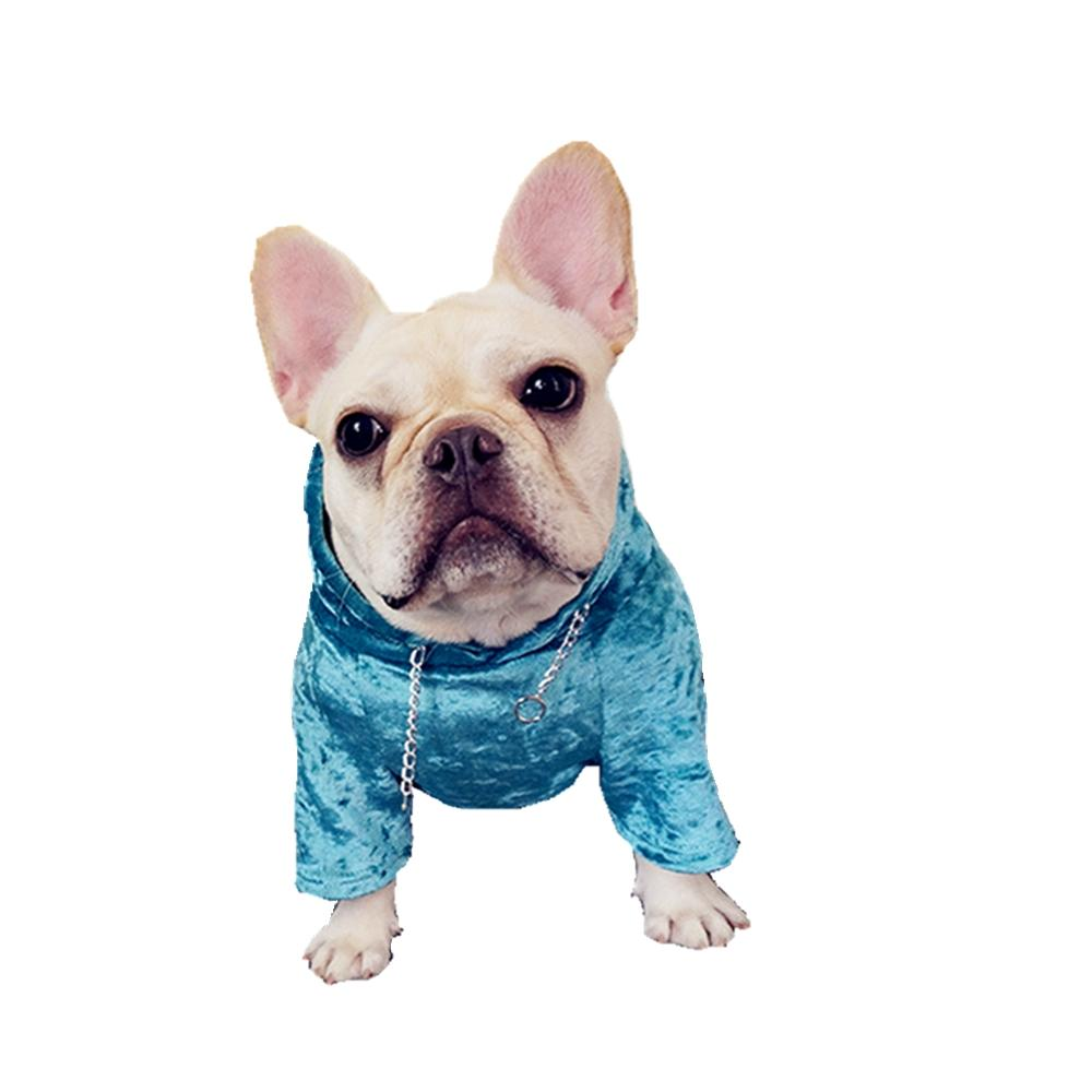 1a935665c 2019 Pug Clothes Chihuahua French Bulldog Coats Jackets Winter Dogs ...