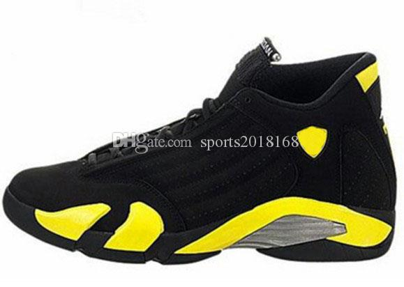 2018 basketball shoes 14 mens Indiglo Oxidized Green Thunder Black Toe Cool Grey mens sneaker sport shoes size 8-13