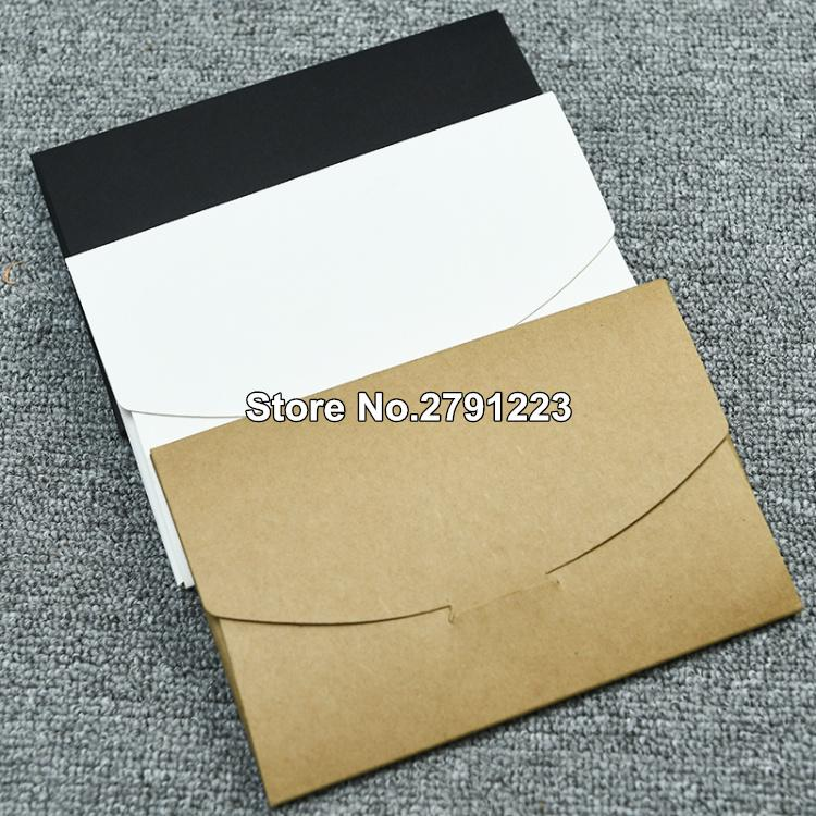 cd927771b17f Vintage 350g Blank Kraft Paper DIY Multifunction Envelope Postcard Box  Package Paper Wholesale Printing Wrapping Paper Purple And Silver Christmas  Wrapping ...