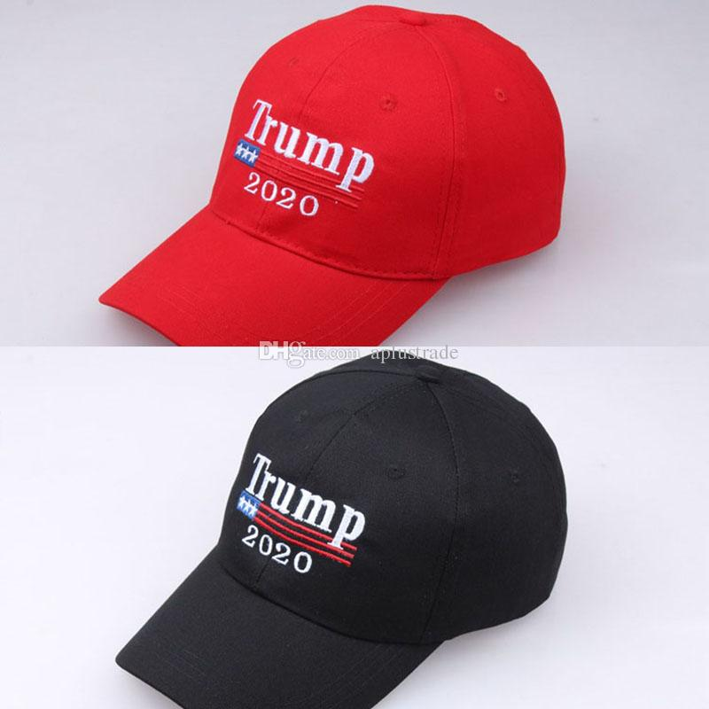 2020 Embroidery Donald Trump Hat Keep America Great Baseball Cap KAG Trump  Support Hats Mens Womens Fashion Cap Baby Cap Embroidered Hats From  Aplustrade 5c864977820
