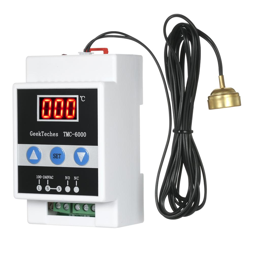 Wire Thermostat That Controls Electric Heat It Can Be Used With