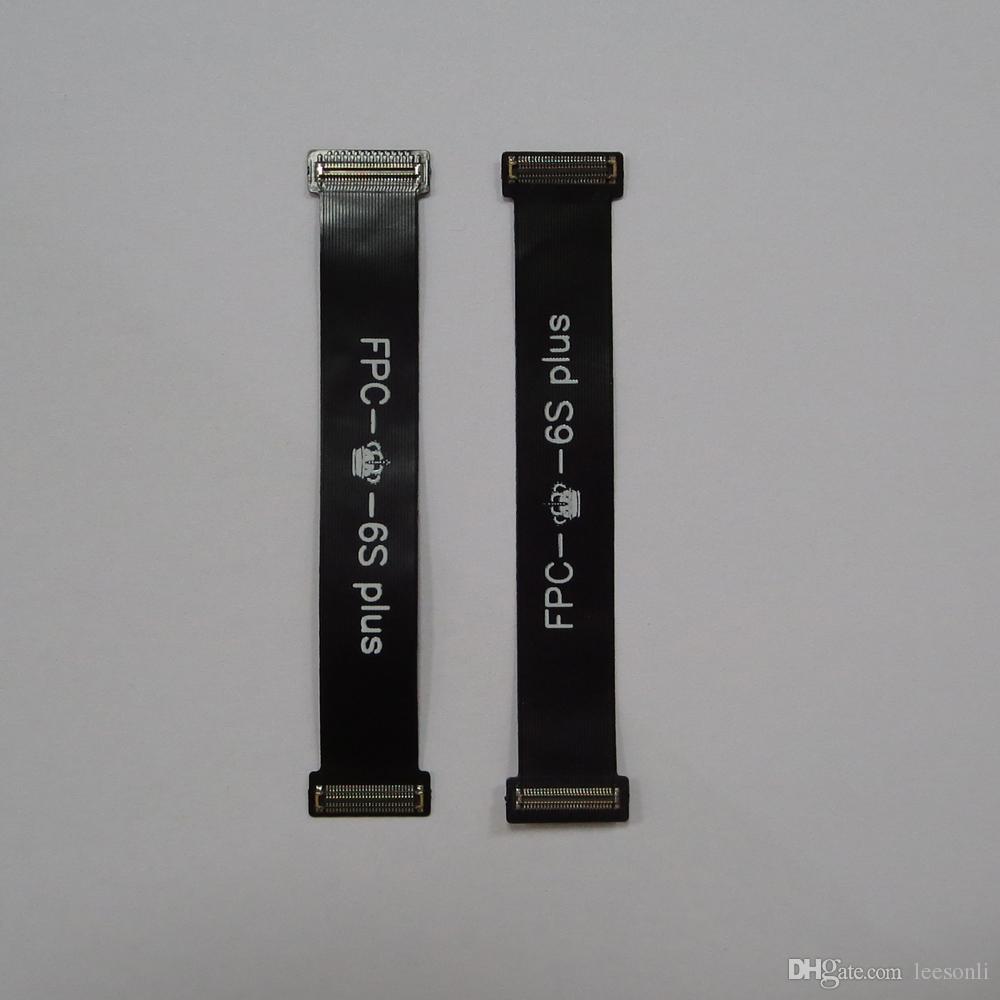Apple iPhone 6 s için artı LCD Ekran Dokunmatik Digitizier Test Test Cihazı Uzatın Flex Kablo