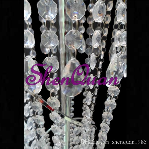 bright acrylic table centerpieces for wedding event decoration,wedding holiday table center piece and flower stand
