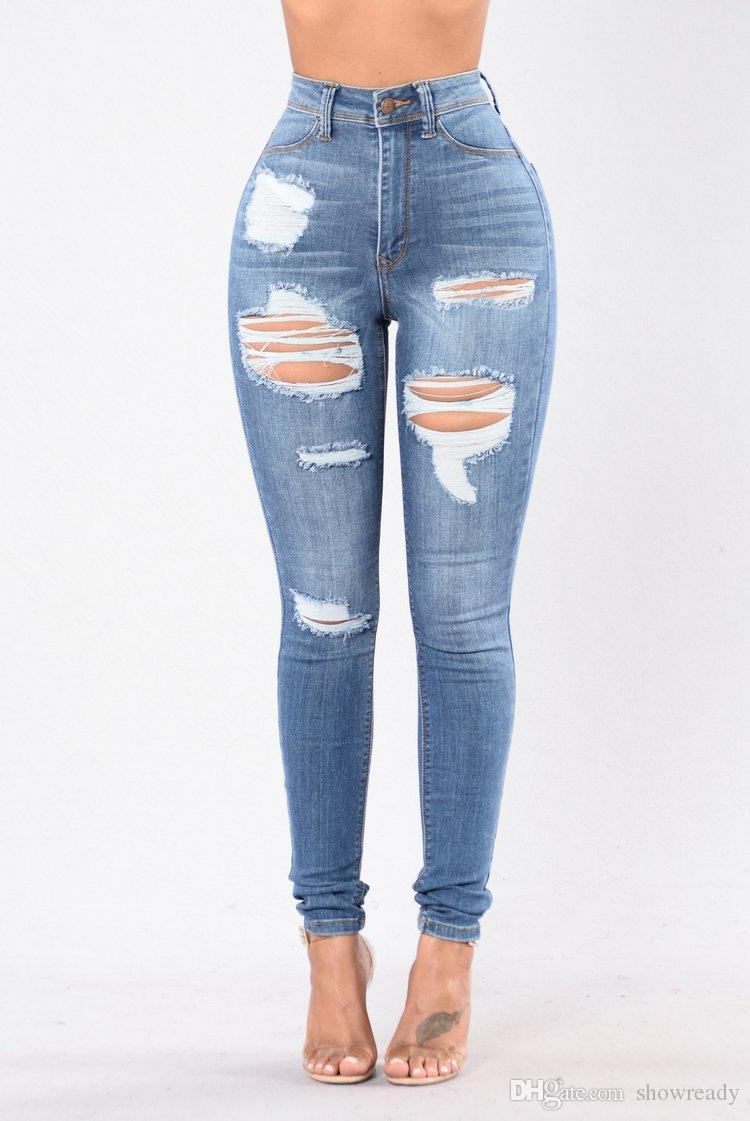 Tight jeans for women
