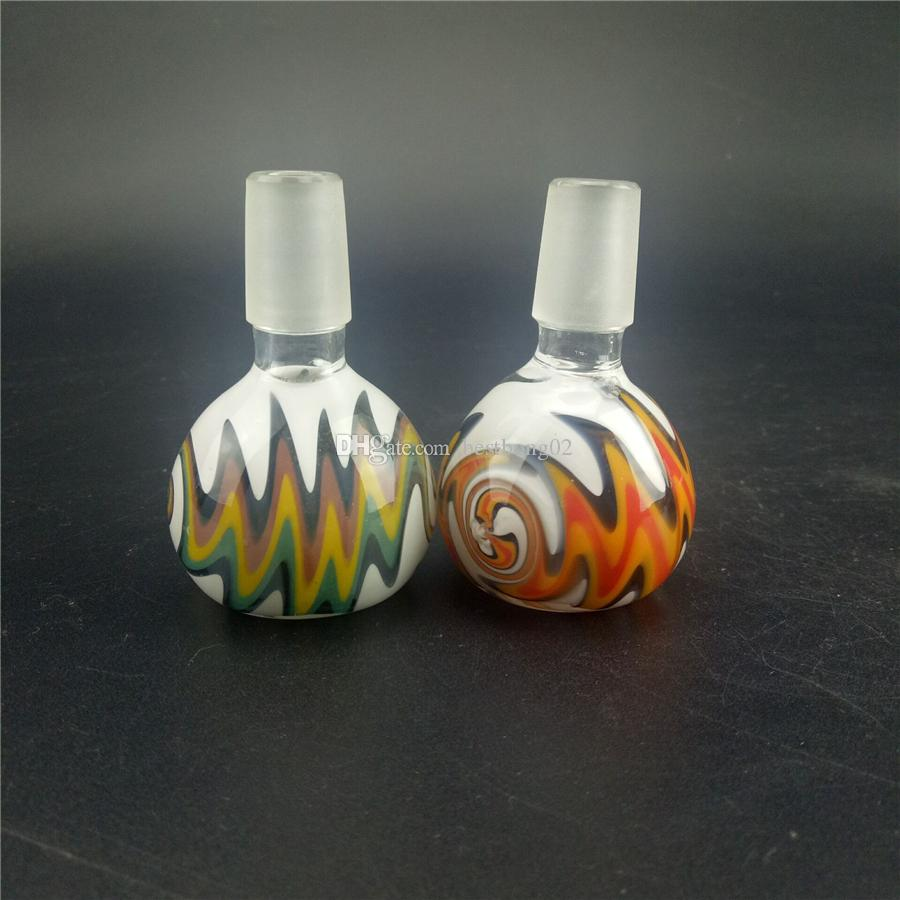 In 2018, new thick glass oil burner pipe glass pipe bubble oil burner manufacturer direct selling hookah accessories