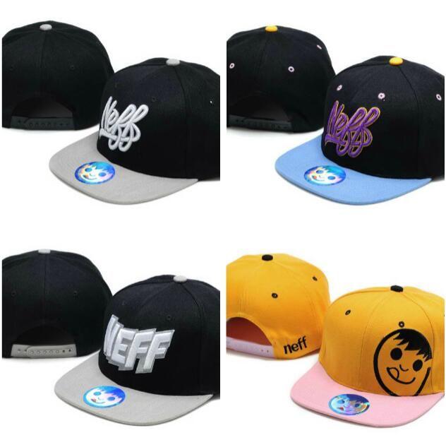 b198af06 Hot Neff Division Monster Quest Stripe Snapback Caps & Hats Snapbacks Snap  Back Hat Men Women Baseball Cap Sale Army Hats Custom Caps From Smith_yu,  ...