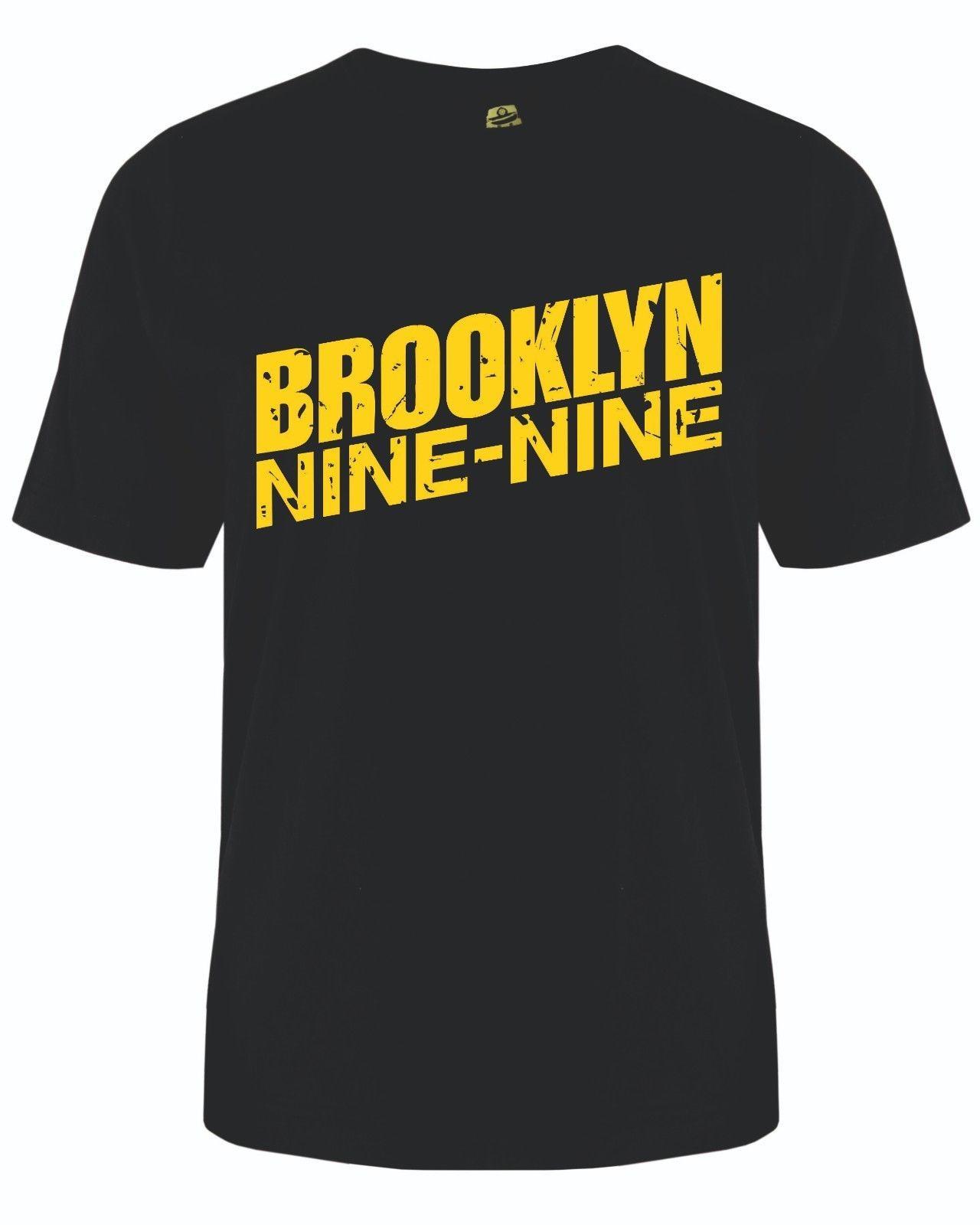 64b24a293d8a4 Acheter Brooklyn Nine Nine T Shirt Ou Gilet Nyc Petit 5xl Funny Expédition  Gratuite Unisexe Casual Cadeau Tshirt De  10.28 Du Wildmarkstore