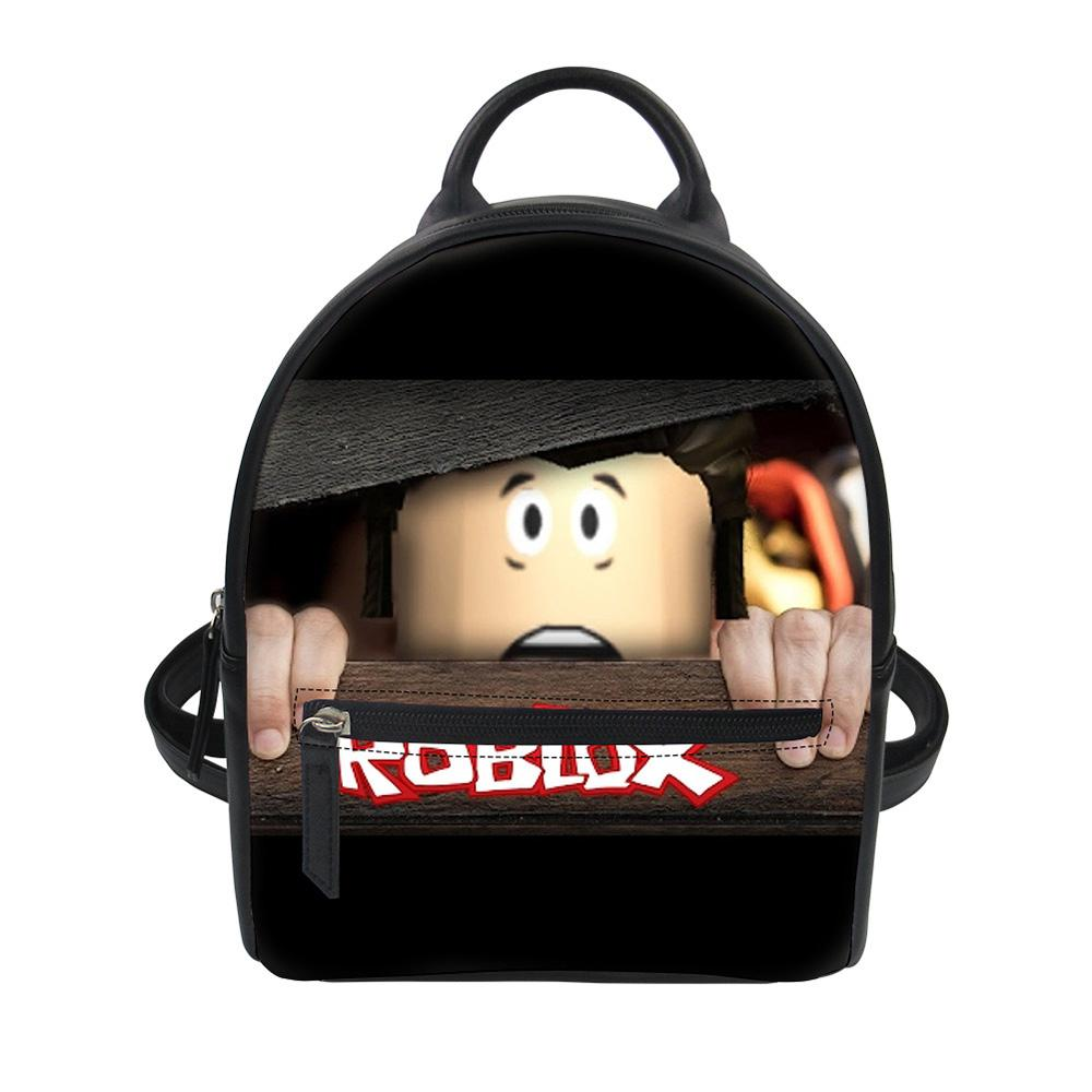 Noisydesigns Hot Sale Roblox Games Printed Women Backpack Cartoon Leisure Bag  Women S Bag Children Backpack Kids School Bags School Backpacks Cool  Backpacks ... 82387e9484