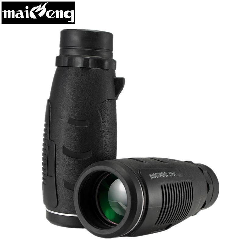 Lll Night Vision Monocular 35X62 HD Telescope Powerful Large Eyepiece  Portable Binoculars monocular for Concert Camping Hunting