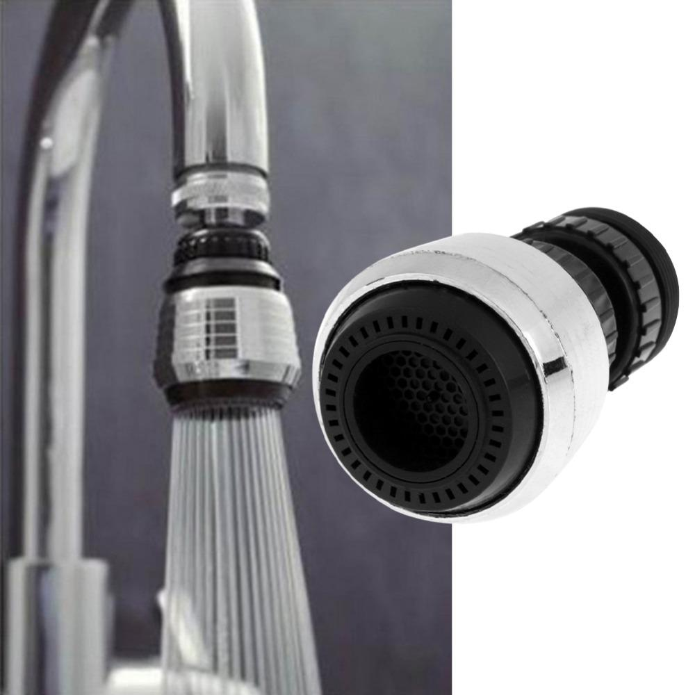 Kitchen Faucet Shower Head Economizer Filter Water Stream Faucet ...