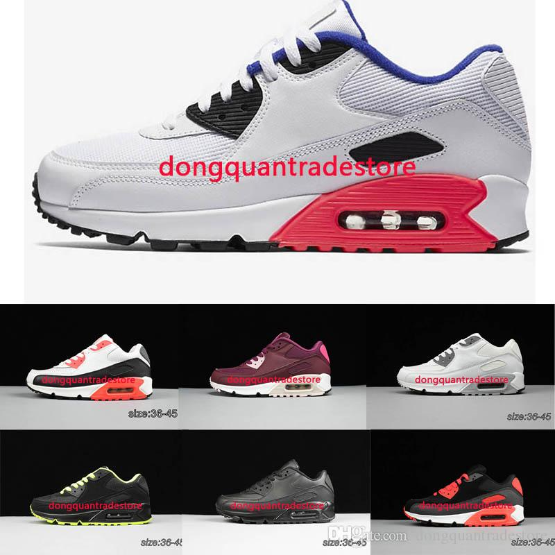 New Arrival Cushion 90 Sports Running Shoes for Women Men Oregon ... 14912247a