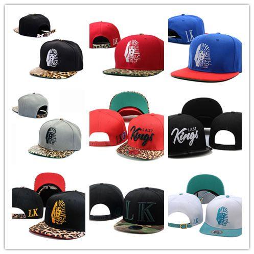ff6ba7dae4f79 Compre Buena Venta Snapback Sombreros Blanco Lastking LK Designer Brand  Para Hombre Gorras De Béisbol Hip Hop Gorras De Calle A  3.92 Del Hotcap10
