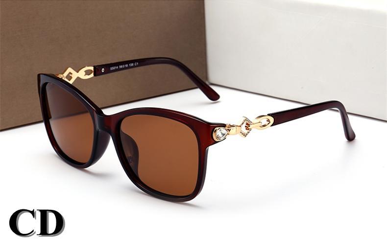 cfb5978d762 New Diamond Luxury Sunglasses Men Women Brand Cat Eye Sunglasses Popular  Rectange Sunglasses UV400 Lenses Leopard Full Frame Adumbral Eyewea Suncloud  ...