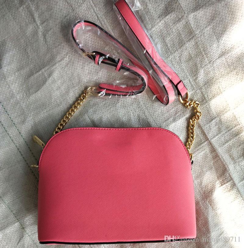 45bece219 Compre Marca De Luxo Mulheres Bolsas Das Senhoras Bolsas Satchel Sacos De  Ombro Sacola Rose Red Ladies Shell Pequenos Sacos De Ombro De Mango89711,  ...