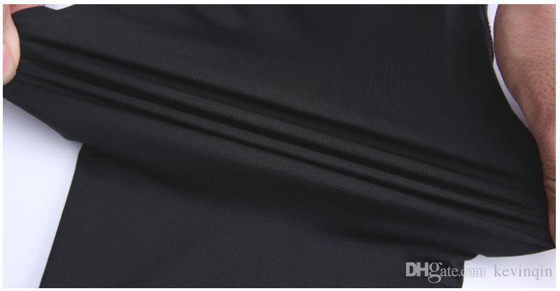 Новый 2018 Спортивные колготки Pro Combat баскетбол брюки Мужские фитнес быстро сухие брюки работает сжатия тренажерный зал бегунов узкие брюки