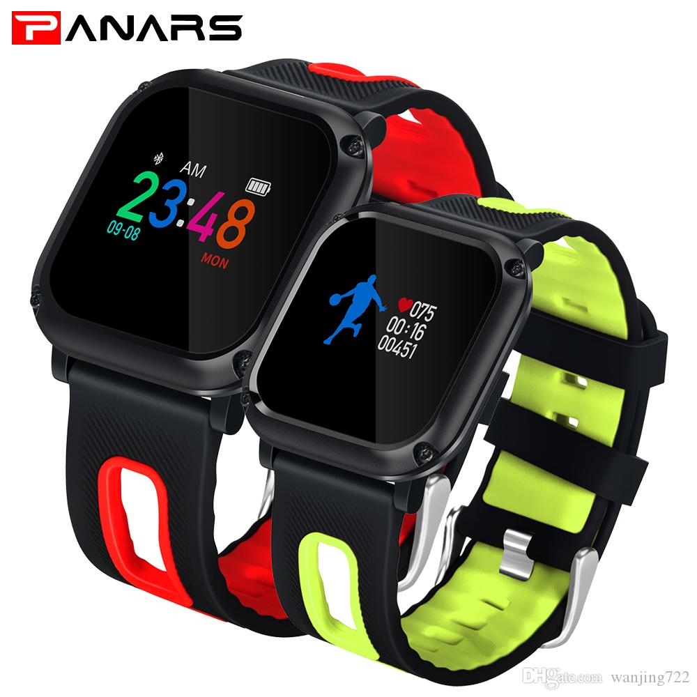 af6be8ae9a9 PANARS New Ultra Thin Bluetooth Men Smart Watch Heart Rate Step Counter  Stopwatch Wearable Devices Sport For IOS Android Gold Watch Cool Watches  From ...
