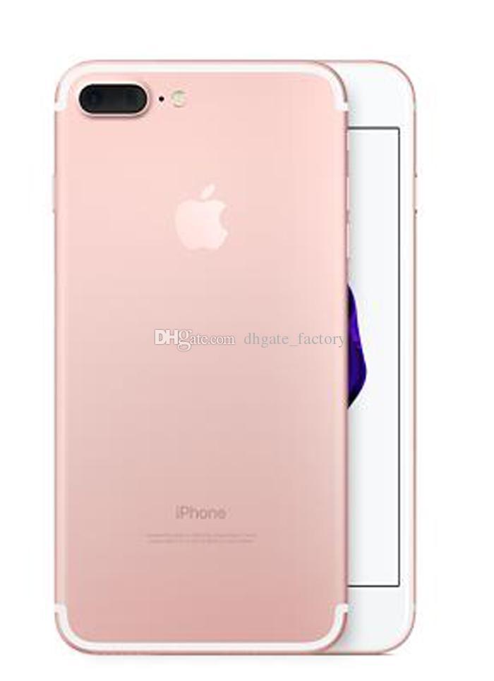 Originale da 4,7 pollici 5,5 pollici Apple iPhone 7 Plus IOS 4G LTE 12MP con Touch ID sbloccato telefoni cellulari ricondizionati