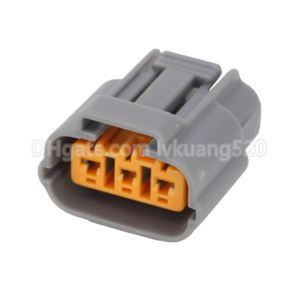 3 Pin Automotive connector waterproof plug DJ70315-2.2-21 sensor plug wire harness jacket 6195-0009