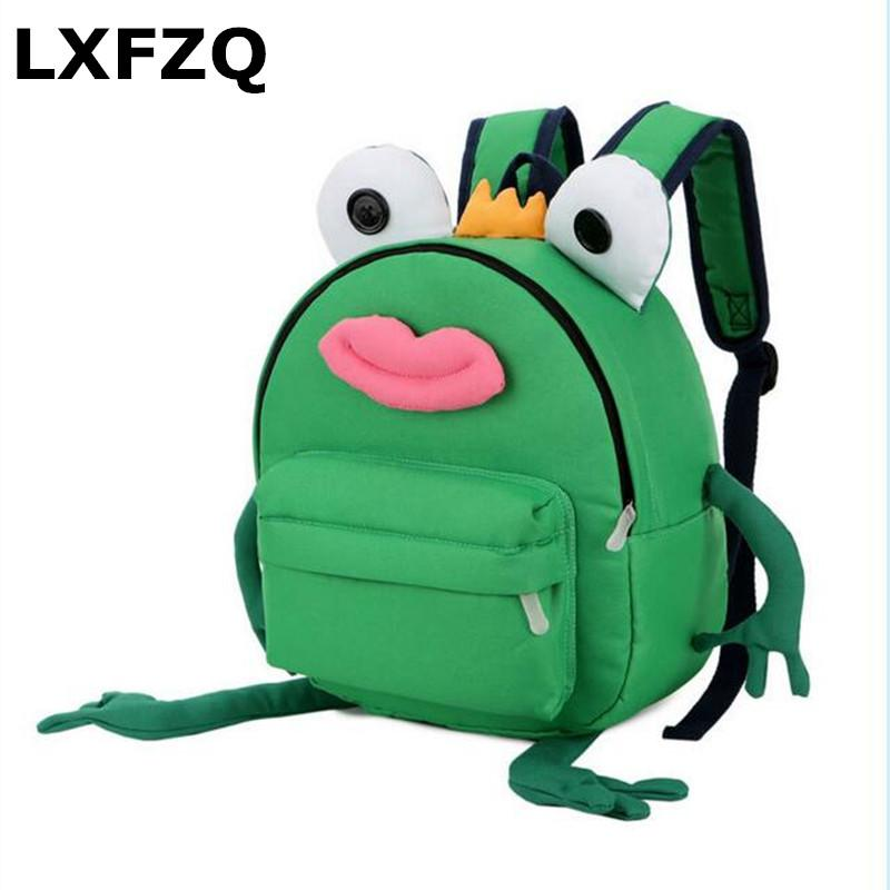 Children's backpack 1-6 years old backpack for school backpacks for boys children school bags cartable enfant Cartoon Satchel