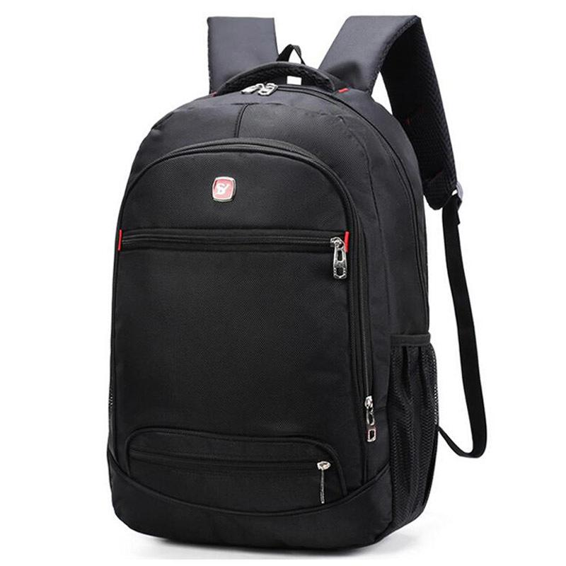 cbb392bc739 2018 New Arrivals Backpack Men Backpacks School Bag For Teenagers Oxford  Bag Waterproof Backpack Male Casual Nylon High Quality Y1890401 Online with  ...