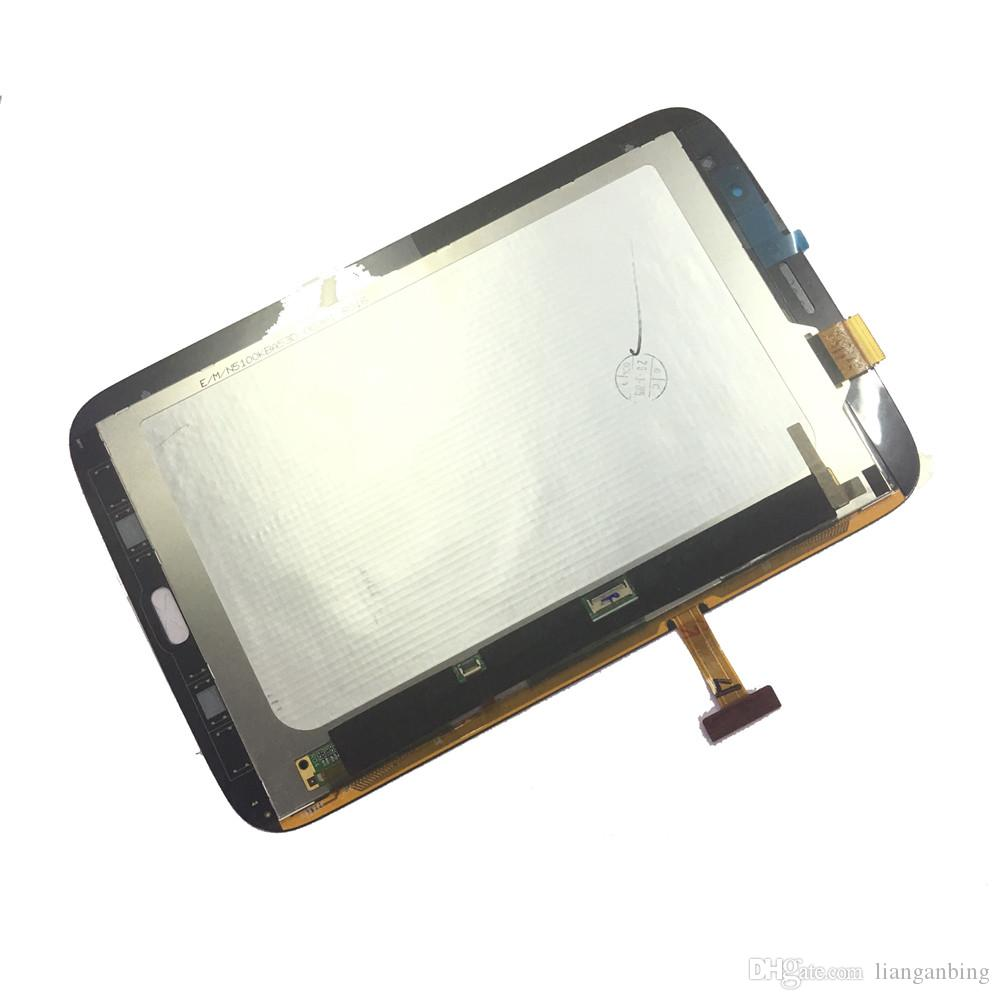 NEW LCD Display Touch Screen For Samsung Galaxy Note 8.0 N5110 N5100 Wi-Fi Black White Brown With Tempered Glass DHL logistics