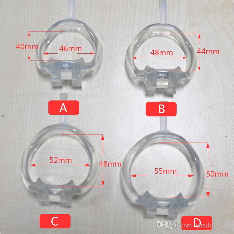 !!Male Silicone short Chastity Cage With fixed Resin Ring Soft Thorn Cock Ring Gay Penis Sleeve Barbed Chastity Device Sex Toys