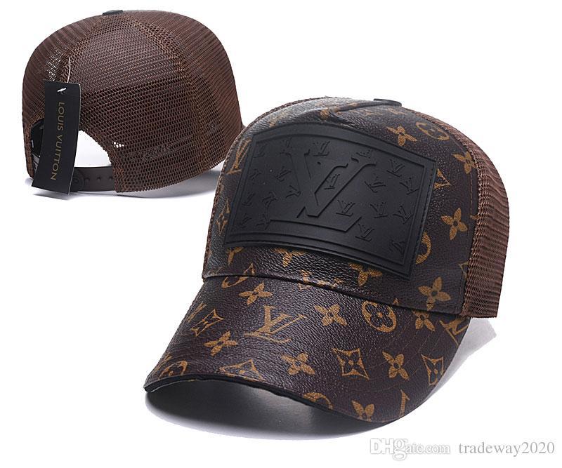 12d29b7d0 2018 New Style Brand Mens Designer Hats Adjustable Baseball Caps Luxury  Lady Fashion Hat Summer Trucker Casquette Women Causal Ball Cap Mesh Hats  Superman ...