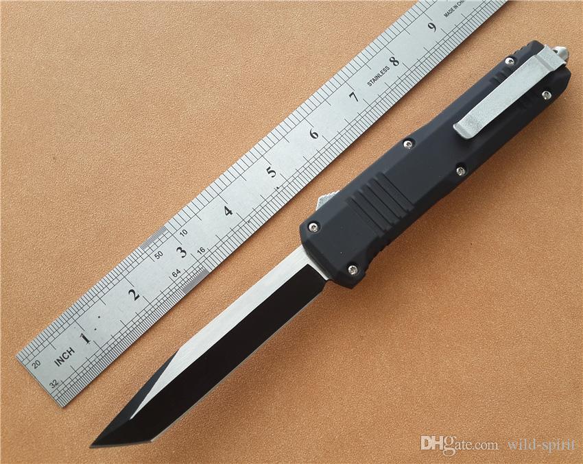 Tek Çift Kenar Düz Tırtıklı Bıçaklar Avcılık Taktik Survival Bıçak 10 Inç Ile 3300 4600 Kamp Bıçak Naylon Kılıf G1S
