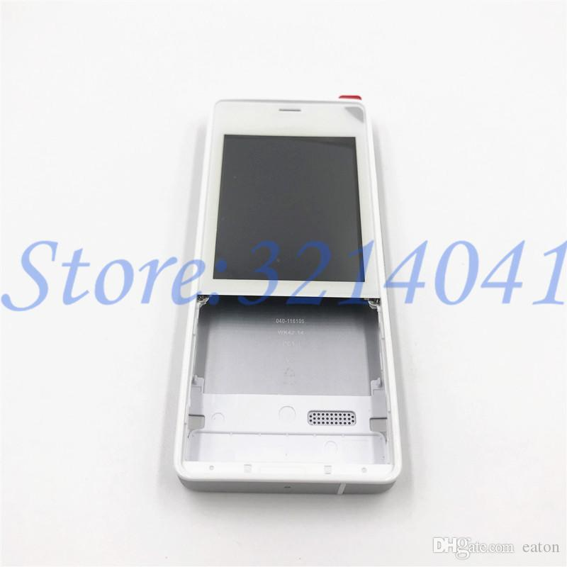 wholesale dealer bc1cb eb08a 10Pcs/Lot Front Frame Battery Door Back Cover Housing Case For Nokia 515  RM-952 With Volume Button Without Keyboard