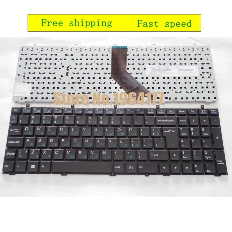 4393f7b2965 GZEELE Russian Keyboard for DEXP Ares E102 MP-12A36SU-430 MP-12A36SU ...